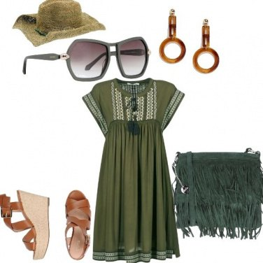 Outfit Boho chic#3