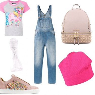 Outfit Mio mini pony