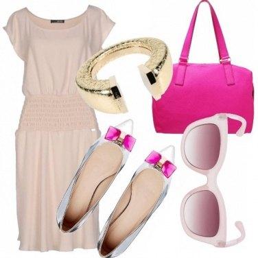 Outfit Ballerine coi fiocchi
