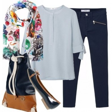 Outfit I\'m blue