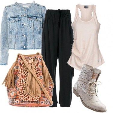 Outfit Stile vintage