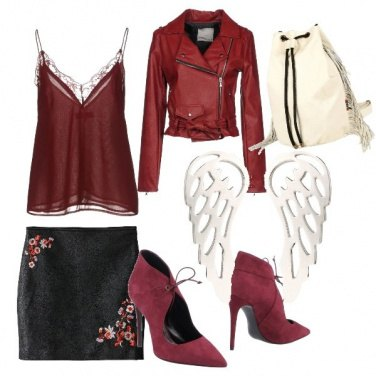 Outfit Angel\'s wings