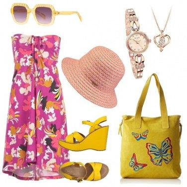 Outfit Pomeriggio in riva al mare