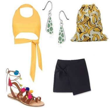 Outfit Etnico #459