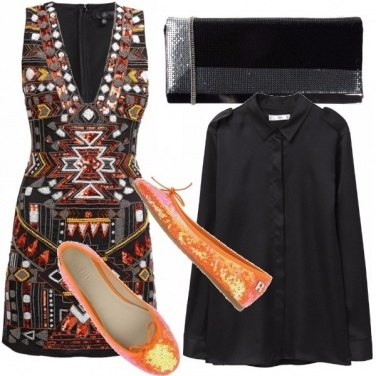 Outfit Full paillettes!