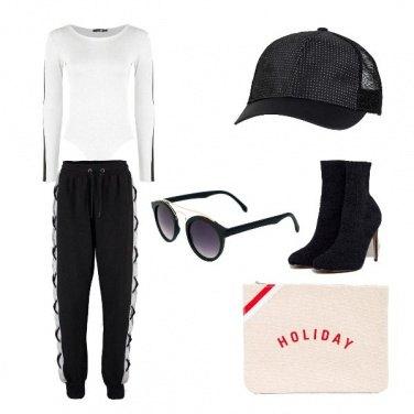 Outfit Outfit sportivi e elegante