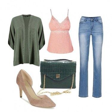 Outfit Un tocco di romanticismo