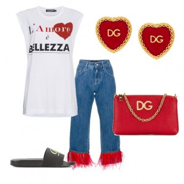 Outfit Total D&G