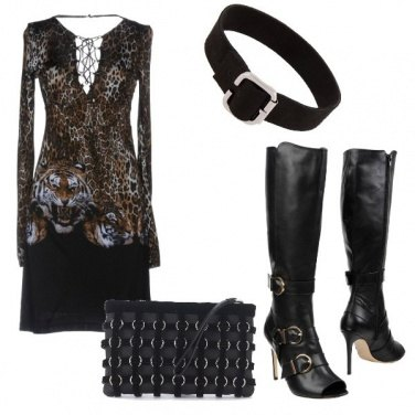 Outfit Rock #655