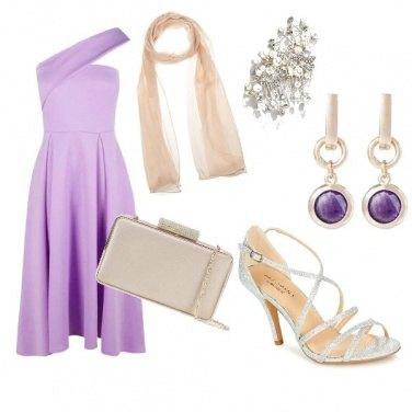 Outfit Damigella perfetta