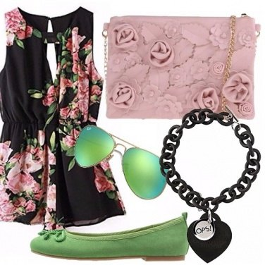 Outfit Shopping d\'estate