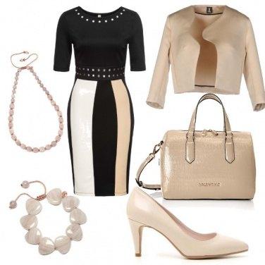 Outfit Elegante anche in ufficio