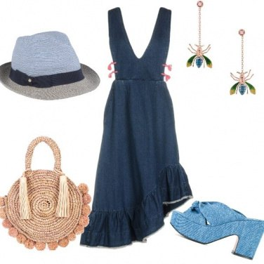 Outfit Bucolica