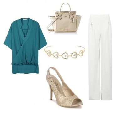 Outfit Golden lady