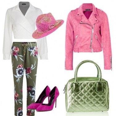 Outfit Un tocco bohemien