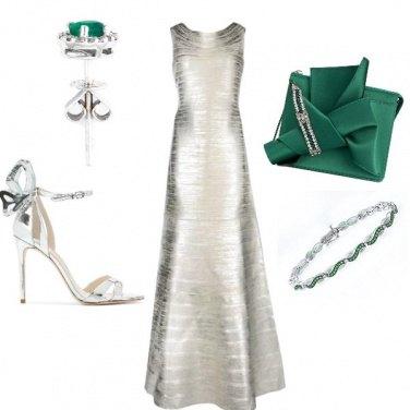 Outfit Tocchi di verde