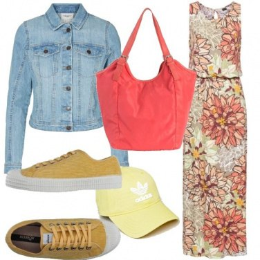 Outfit Urban touch
