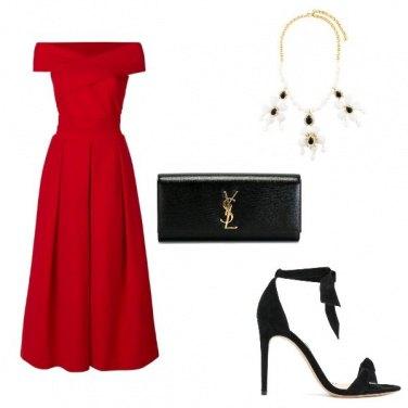 Outfit Ispirazione Principessa Grace