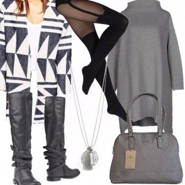 Outfit Una calda ottobrata