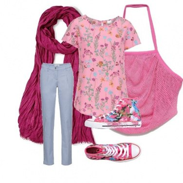 Outfit Basic #3233