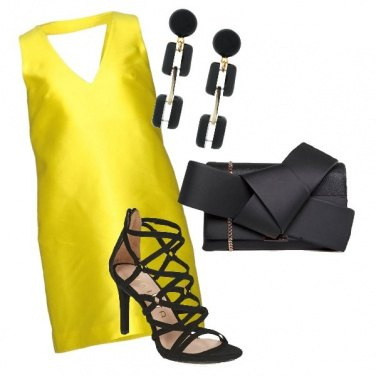 Outfit Serata Sexy chic