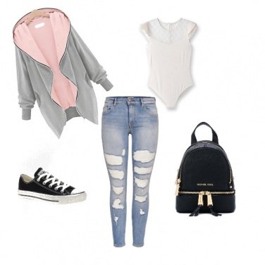 Outfit Basic #3246