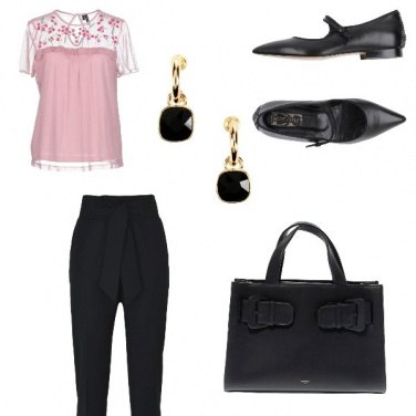 Outfit Pratica ma elegante