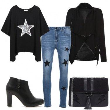 Outfit Stelle e fulmini