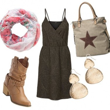 Outfit Tocco floreale