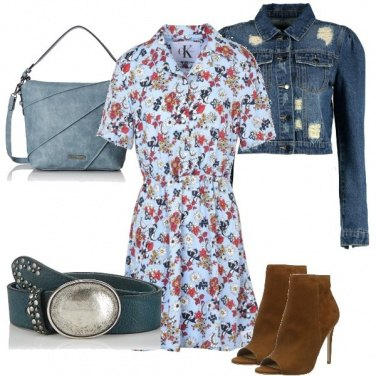 Outfit Ceruleo