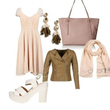 Outfit Rosa tenue