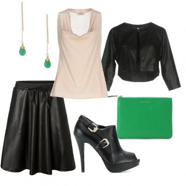 Outfit Rock #665