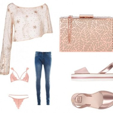 Outfit Rosa babes