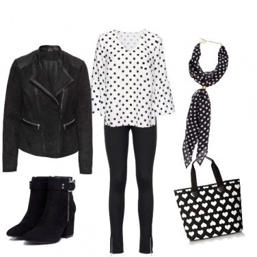 Outfit Rock #675