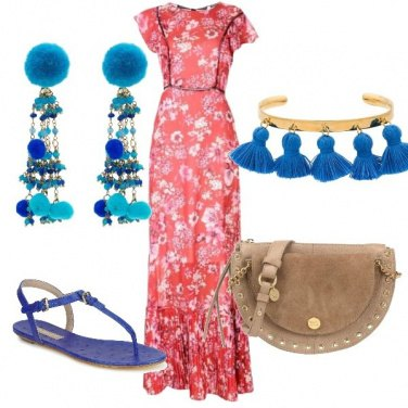 Outfit Romantica gipsy