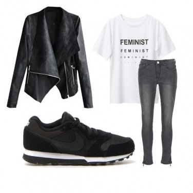 Outfit W&B - Collection