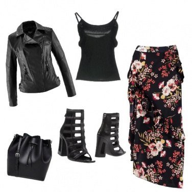 Outfit Rock #686