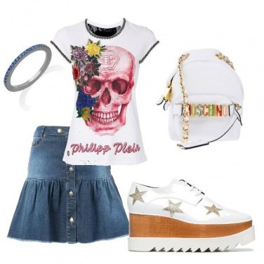 Outfit Rock #687