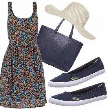 Outfit Passeggiata al molo
