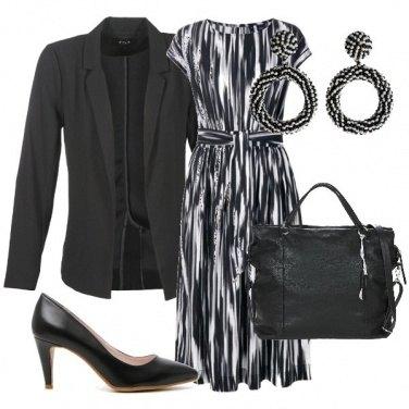 Outfit Abito...da uffcio