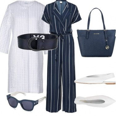 Outfit Stripes lover