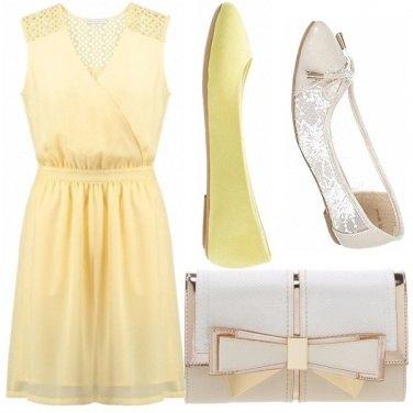 Outfit Ballerina gialla, o bianca ?