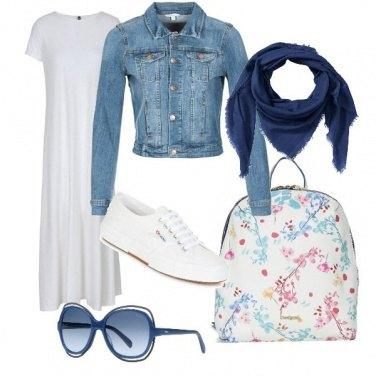 Outfit Comoda e semplice... ma con stile!