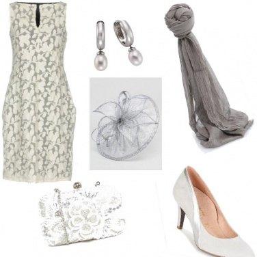 Outfit Invito a nozze