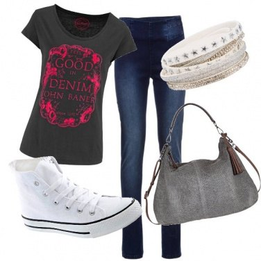 Outfit Trendy cheap