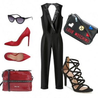 Outfit Rosso o Nero