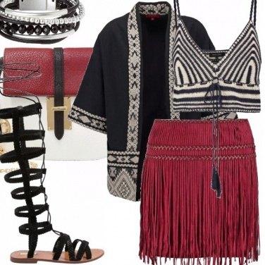 Outfit Arizona mon amour