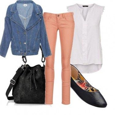 Outfit Look per tutti i giorni