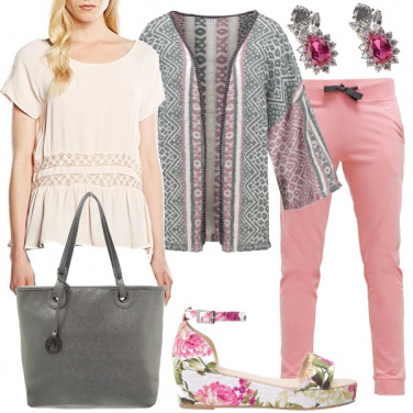 Outfit Dolce attesa senza premaman
