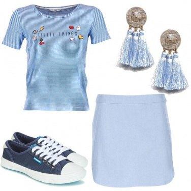 Outfit Sulla litoranea